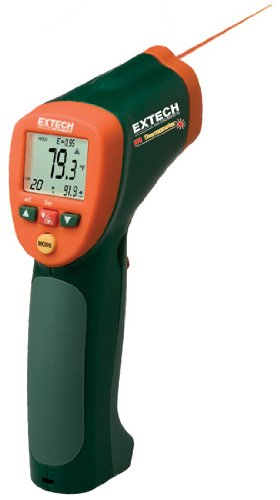 Extech 42515 Infrared Thermometer With Type K Input