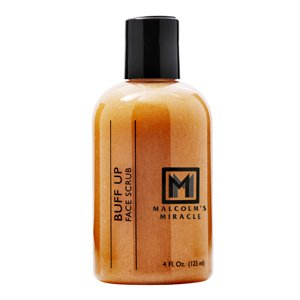 Malcolm's Miracle Buff Up Facial Scrub FOR MEN