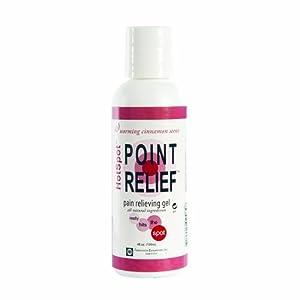Point Relief 11-0780-1 HotSpot Gel, 4 oz Bottle