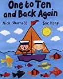 One to Ten and Back Again (Picture Puffin) (0140567860) by Heap, Sue