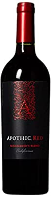 2014 Apothic California Red 750mL by Apothic