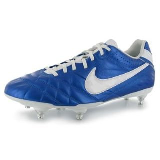 Nike Tiempo Natural IV SG Mens Football Boots Soar/White 8 UK UK