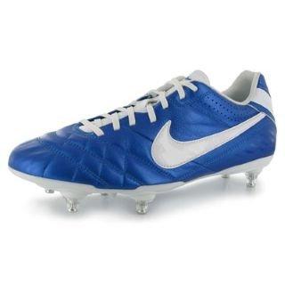 Nike Tiempo Natural IV SG Mens Football Boots Soar/White 8 UK UK