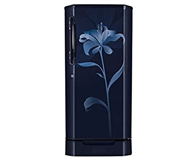 LG GL-D225BMLL Direct-cool Single-door Refrigerator (215 Ltrs, 4 Star Rating, Marine Lily)