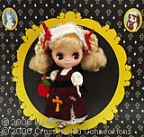 Petit Blythe Apple Sweet Angel PBL-56 (japan import)
