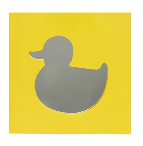 Wall Art Mirror in Duck Design - 1