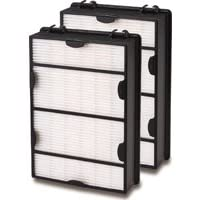 Holmes Group True HEPA Air Filter with Enhanced Mold Fighting Power (2 Pack)
