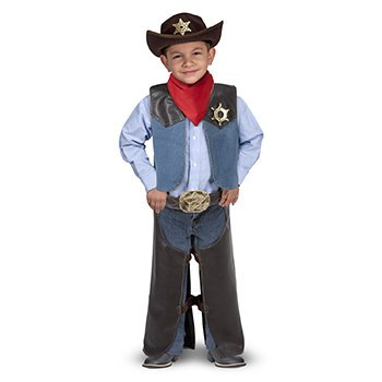 Melissa And Doug Costume front-522386
