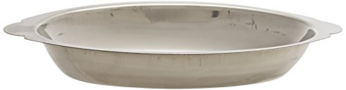 Thunder Group SLGT020 Oval Au Gratin Dish, 20-Ounce