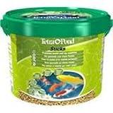 Tetra Pond Sticks 1150g Bucket Fish Food