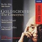 The Concertos : Cello Concerto;Clarinet Concerto;Violin Concerto