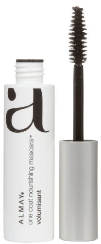 Almay One Coat Thickening Mascara, Black , 0.26 oz