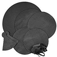 Drum Silencers Pads for Rock Drum Kits from Tiger Music