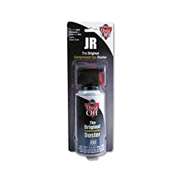 Dust-Off - 4 Pack - Disposable Compressed Gas Duster 3.5 Oz Can \