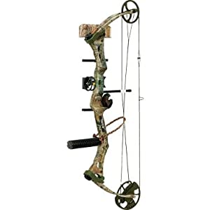 Bear Archery Charge Ready to Hunt Compound Bow Right Hand, 70#
