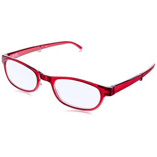 (ブリッラペルイルグスト) Brilla per il gusto  / 別注 折りたたみリーディンググラス(老眼鏡) 24650026833 35 RED/8 +1.5