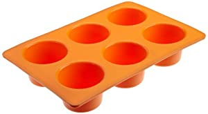 Casabella Silicone Large Muffin Pan by Casabella