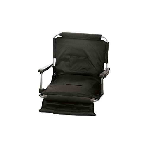 Picnic Plus Portable Wide Width Stadium Seat with Arms (Extra Large Stadium Seats compare prices)