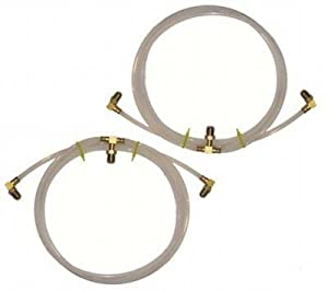 Convertible Top Hose Set 1965 1966 1967 1968 1969 1970 Olds 88 and 98 Convertible