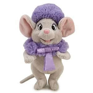 Disney The Rescuers Mini Plush Figure Bianca Plush