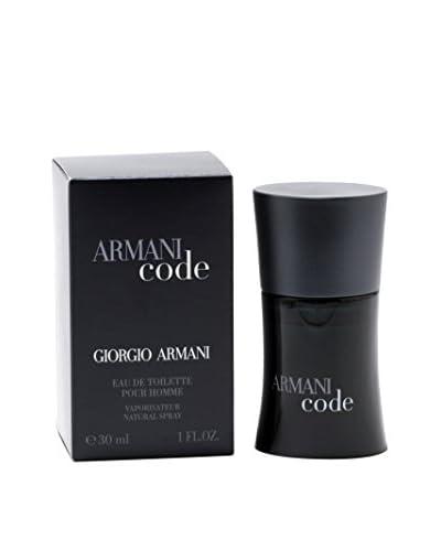 Giorgio Armani Men's Armani Black Code Eau de Toilette Spray, 1 fl. oz.