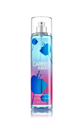Bath & Body Works Bath Body Works Carried Away 8.0 oz Fine Fragrance Mist