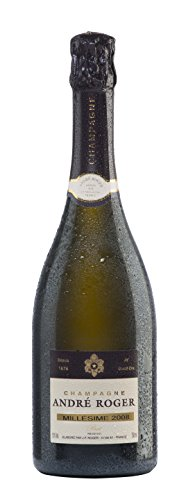 Champagner André Roger Champagne Millésime Grand Cru Pinot...