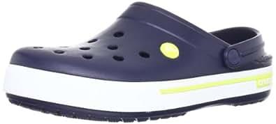 Crocs Band 2.5, Sabots mixte adulte, Bleu (Navy/Citrus), EU 36-37, (US M4W6)
