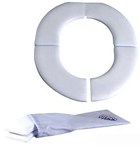 EVA Travel Toilet Seat Antibacterial