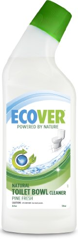 Ecover Toilet Bowl Cleaner Pine, 25 Fluid Ounce