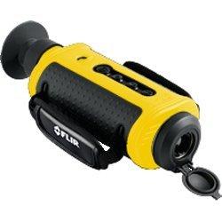 FLIR First Mate HM-224 Handheld Maritime Thermal Night Vision Camera, Black/Yellow