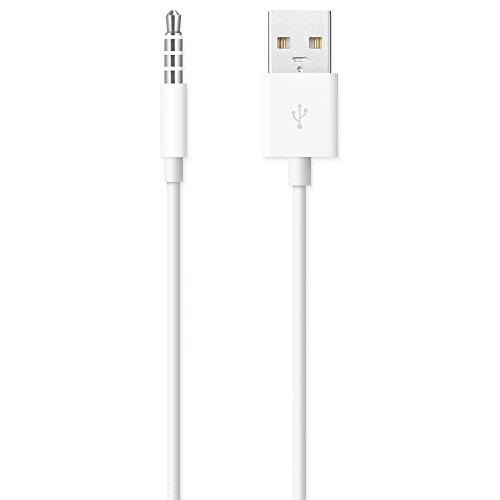 Apple Câble USB Pour iPod Shuffle - 1 cable de 0.45 cm et 1 cable de 1M