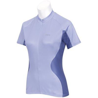 Buy Low Price Louis Garneau 2008 Women's Zephyr Short Sleeve Cycling Jersey – Twilight – 1020288-644 (B000ECYIDY)