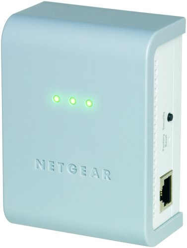 NETGEAR XAV101 Powerline AV Ethernet Adapter