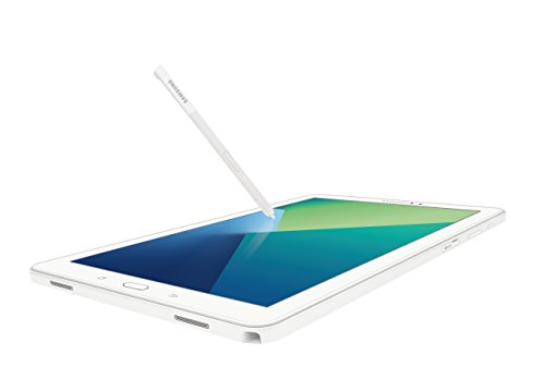 Samsung Galaxy Tab A 10.1 with S Pen, White (SM-P580NZWAXAR)