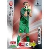 Champions League Adrenalyn XL 2012/2013 Wojciech Szczesny 12/13 Goal Stopper