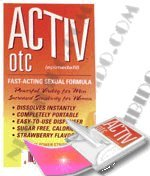 Activ Activotc Stamina Sexual Vitality Strips Recomended
