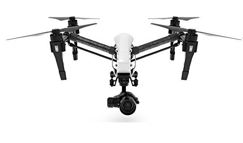 DJI Inspire 1 RAW Drone with Two Remote Controller SSD & Lens, Zenmuse X4R and More.