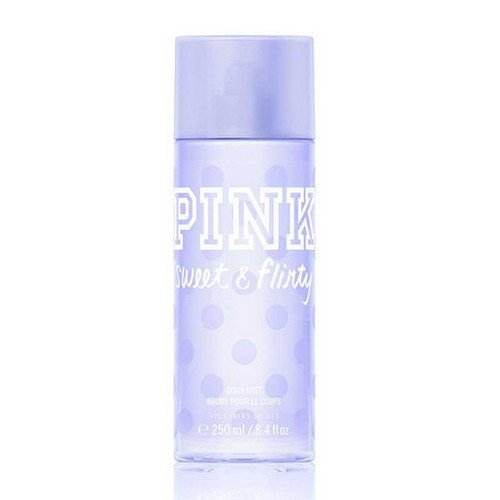 Victoria's Secret discount duty free Victorias Secret Pink Sweet & Flirty Body Mist 250ml