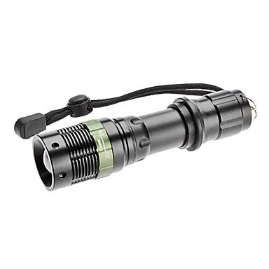 Xs S809 Zoom 3-Mode Cree Xr-E Q5 Led Flashlight (200Lm, 1X18650)