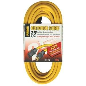 25ft 12 3 outdoor extension cord. Black Bedroom Furniture Sets. Home Design Ideas