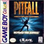Nintendo Gameboy Color: Pitfall - Bey...