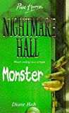 Monster (Point Horror Nightmare Hall) (059019500X) by Hoh, Diane