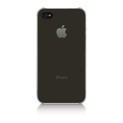 Belkin Essential Snap Shield Case for iPhone 4 and 4S (Black)