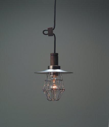 後藤照明 レトロ調ペンダント照明 真鍮ブロンズ GLF-3146