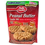 Betty Crocker Homemade Peanut Butter Cookie Mix 17.5 oz