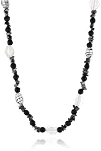 s.Oliver Damen-Halskette Modeschmuck 80cm 345897