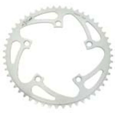 Rocket Alloy Chainring 130mm 5 Bolt 38T Silver
