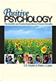 Positive Psychology - The Scientific and Practical Explorations of Human Strengths - By Snyder & Lopez
