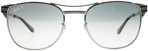 f2db6326780 Images of Ray-Ban 3429 004 M3 Silver 3429 Signet Wayfarer Sunglasses  Polarised Lens Category 3 Size 53mm
